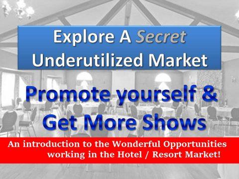 Explore An Underutilized Market
